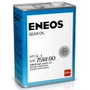 GL-4 75W-90 ENEOS GEAR OIL (4л.)