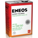 ENEOS  Super Touring  100% Synt.   SN   5W-50 4л.