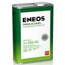 ENEOS Premium Diesel CI-4 5W-40 1л