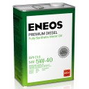 ENEOS Premium Diesel CI-4 5W-40 4л