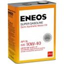 10W-40 SL ENEOS Semi-synthetic (4л.)