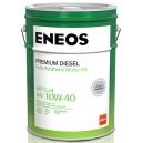 ENEOS Premium Diesel CJ-4 10W-40 20л