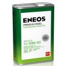 ENEOS Premium Diesel CJ-4 10W-40 1л