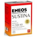 ENEOS SUSTINA PREMIUM MOTOR OIL SN 5W-40