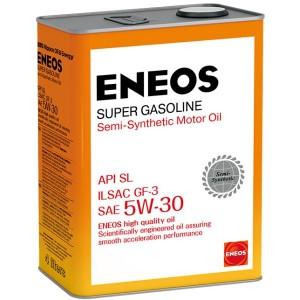 5W-30 SL ENEOS  Semi-synthetic (4л.)