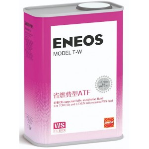 Жидкость для АКПП ENEOS Model T-W for Toyota and Lexus WS 1л