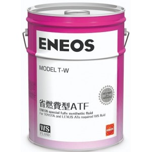 Жидкость для АКПП ENEOS Model T-W for Toyota and Lexus WS 20л