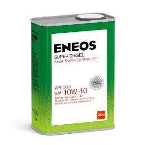 10W-40 CG-4 ENEOS SUPER DIESEL(0.94л.)