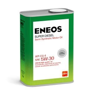 5W-30 CG-4 ENEOS SUPER DIESEL (0,94л.)