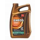 Полностью синтетическое универсальное моторное масло ENEOS Ultra 5W30 API SN ACEA C3 4л