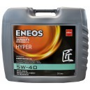 Cинтетическое моторное масло ENEOS Hyper 5W40 API SN ACEA C3 20л