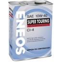 10W-40 CI-4 ENEOS SUPER Touring (4л.)