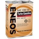 10W-30 SL ENEOS TURBO GASOLINE 4 л.