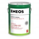 10W-40 CG-4 ENEOS SUPER DIESEL(20л.)