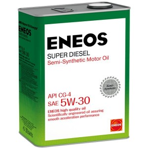 5W-30 CG-4 ENEOS SUPER DIESEL (4л.)
