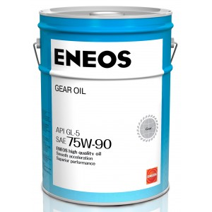 75W-90 GL-5 ENEOS GEAR OIL (20л.)