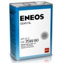 75W-90 GL-5 ENEOS GEAR OIL (4л.)