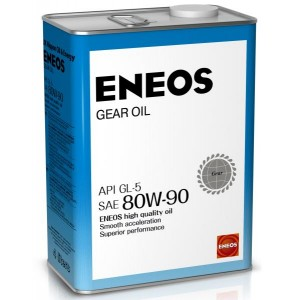 80W-90 GL-5 ENEOS GEAR OIL (4л.)