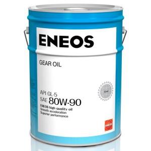 80W-90 GL-5 ENEOS GEAR OIL (20л.)