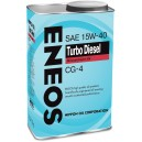 15W-40 CG-4 ENEOS TURBO DIESEL (0.94л)
